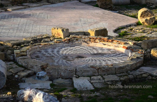 mosaic at Agia Kyriaki Chrysopolitissa DSC_1656