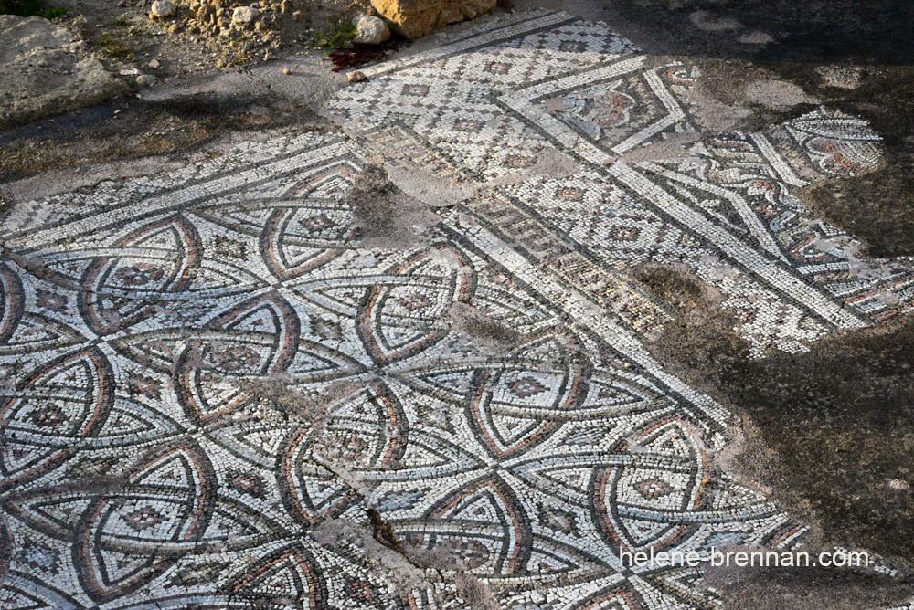 mosaic floor at Agia Kyriaki Chrysopolitissa DSC_1658