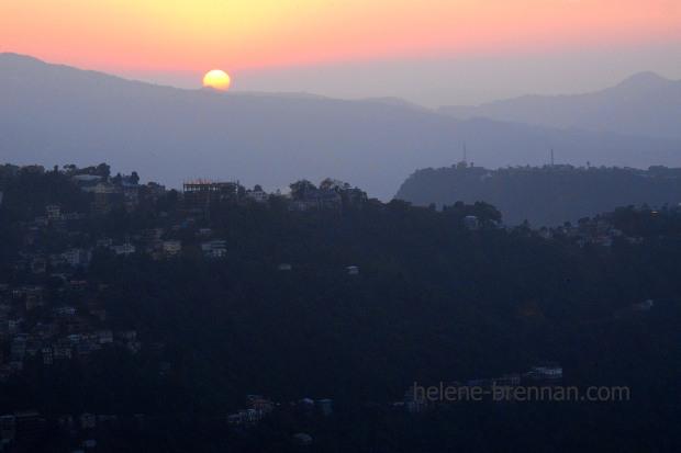 DSC_1038 aizawl sunset