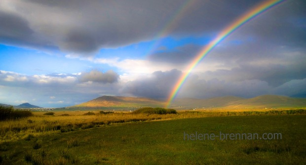 rainbow at Emlagh East
