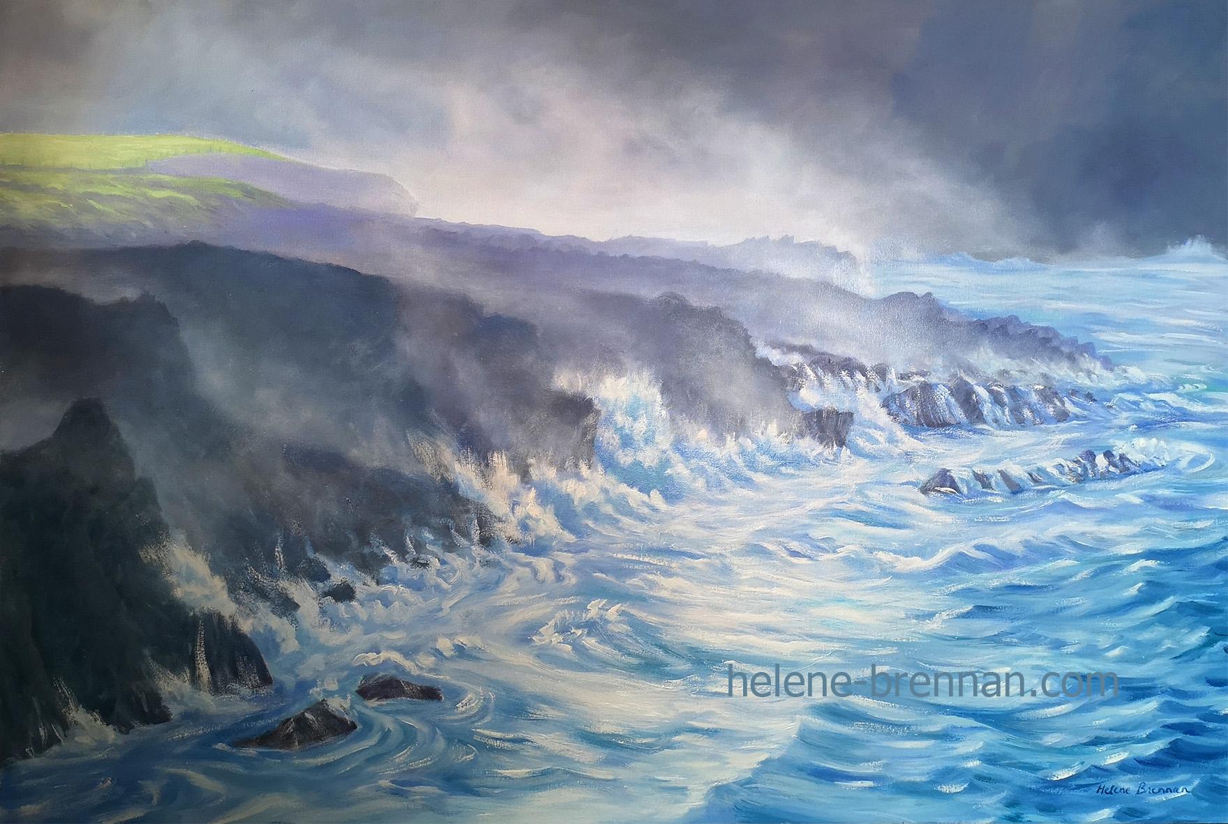 Steamy Atlantic Spray