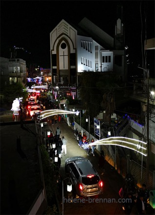 christmas lights, Chaltlang