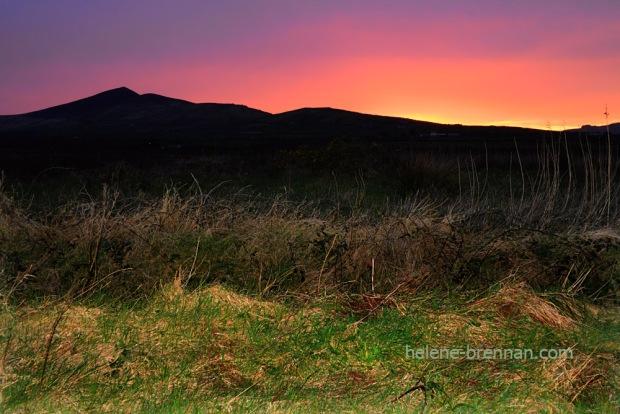 DSC_2305 ballyferriter sunset