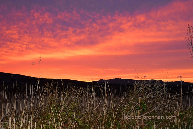 DSC_2323 ballyferriter sunset
