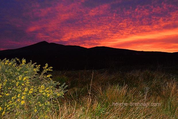 DSC_2329 ballyferriter sunset
