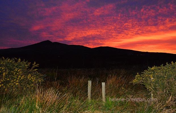 DSC_2330 ballyferriter sunset