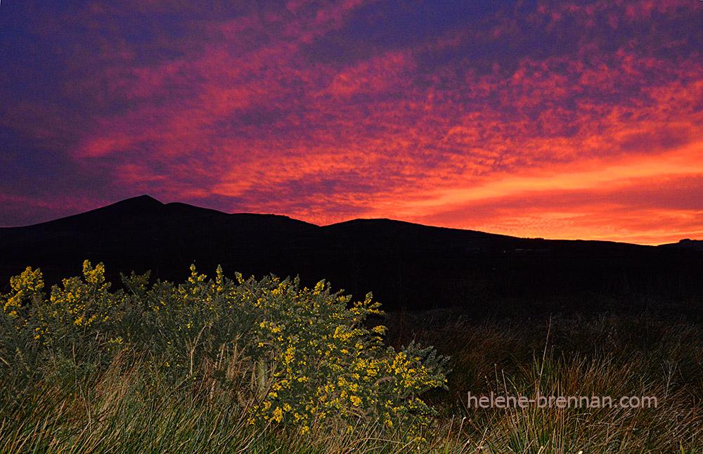 DSC_2331 ballyferriter sunset