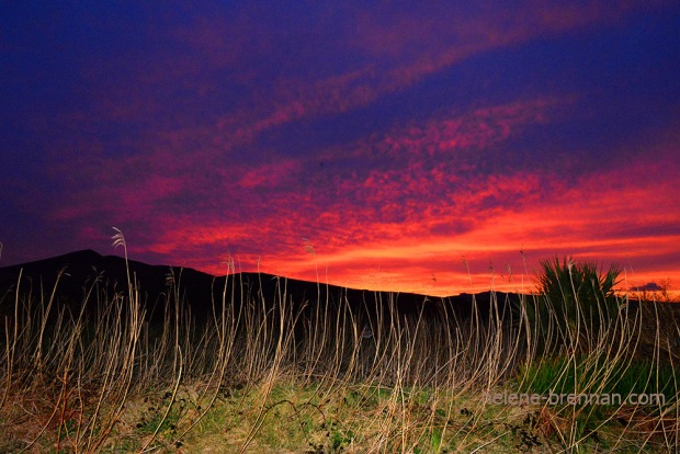 DSC_2336 ballyferriter sunset