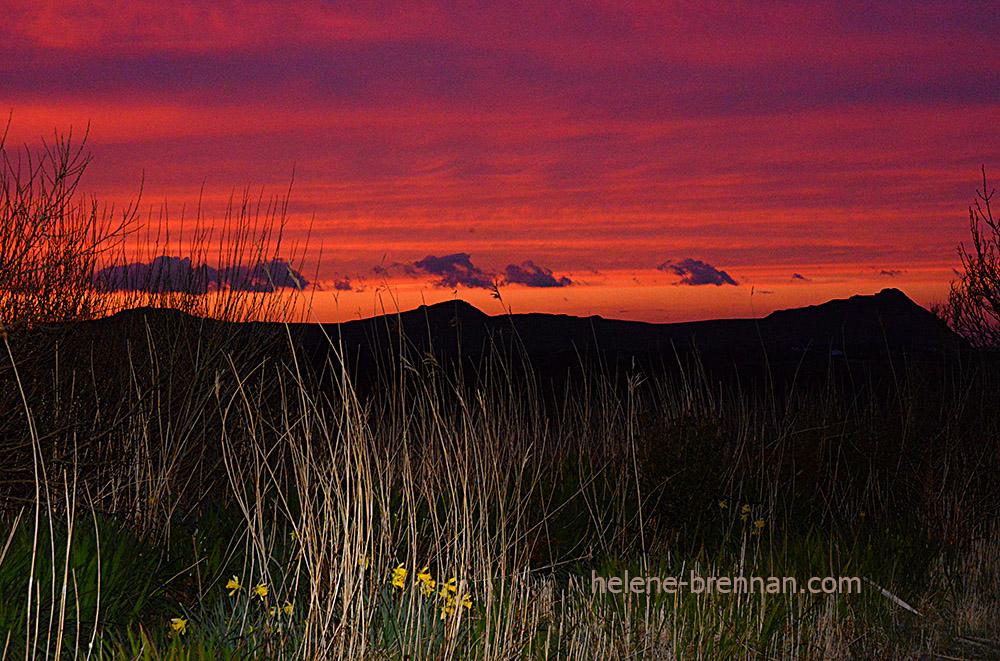 DSC_2337 ballyferriter sunset