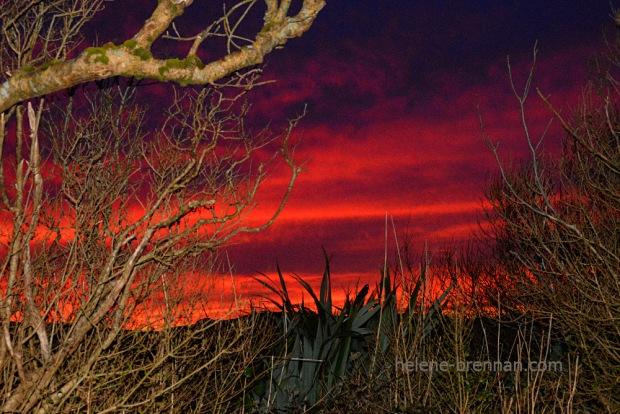 DSC_2348 ballyferriter sunset