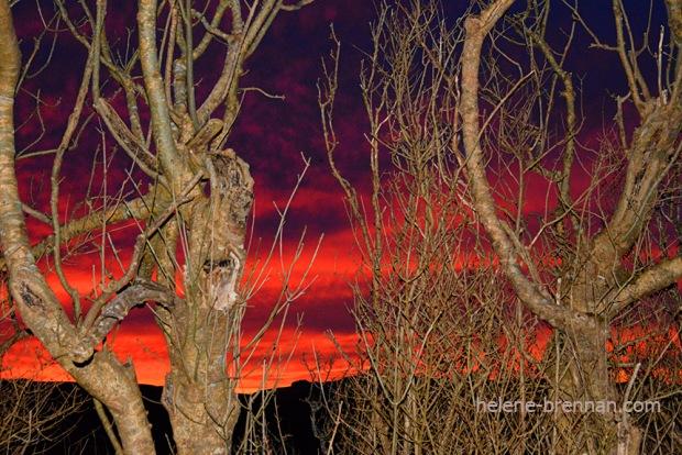 DSC_2349 ballyferriter sunset
