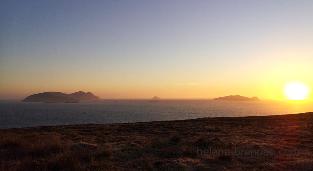 Blasket Islands from Ceann Sraithe_184019